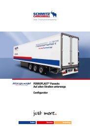 FERROPLAST® - Configurator - Schmitz Cargobull AG
