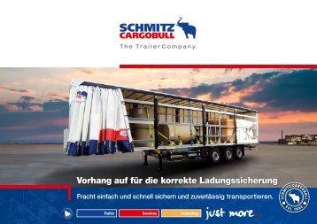 Vorhang auf für die korrekte Ladungssicherung - Schmitz Cargobull ...