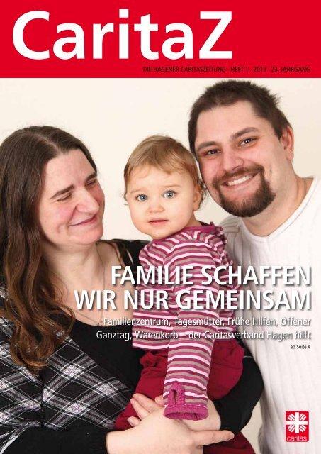 Familie Schaffen Wir Nur Gemeinsam Caritasverband Hagen Ev