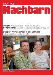 Nachbarn 1/08 - Caritas Zürich