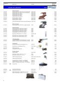 Laden Preisliste 2013 Extern - Walther - Seite 6