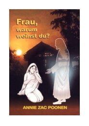 Frau, warum weinst du? - Annie Poonen - Christian Fellowship Centre