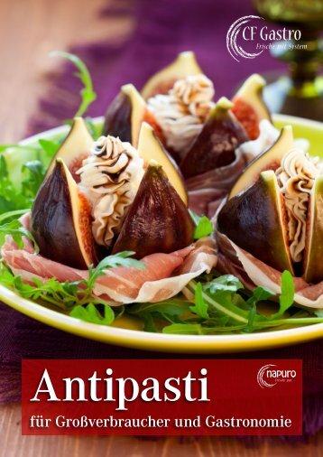 für Großverbraucher und Gastronomie - CF Gastro