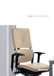 der neue Prospekt mit Besucherstühlen