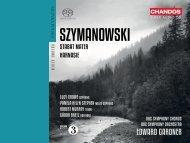 SZYmANoWSKI - Chandos
