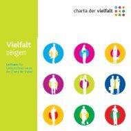 Charta der Vielfalt-Leitfaden-2013