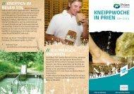 Priener Kneippwoche - Chiemsee