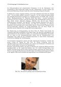 Dokumentation 19. Fortbildungstage - cisOnline - Page 5
