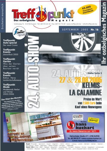 Ihr ostbelgisches Magazin - Citizencom