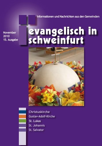 St. Lukas - Citykirche Schweinfurt