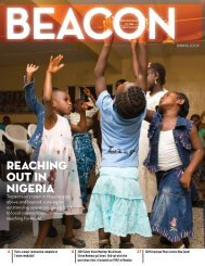 REACHING OUT IN NIGERIA