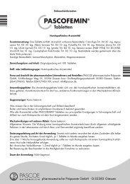 PASCOFEMIN® - Claras Apotheke