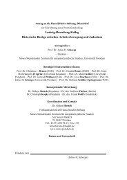 Ludwig-Rosenberg-Kolleg Historische Bezüge ... - Bruns, Claudia