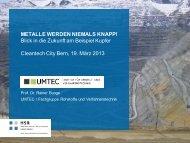 Metalle werden niemals knapp (0,96 MB) - Cleantec City
