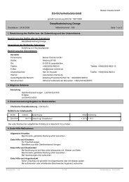 Eilfix Dampfbad Fertigmischung Konz. Orange 1 L