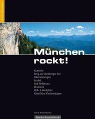 Muenchen rockt Leseprobe (pdf) - Climbing.de