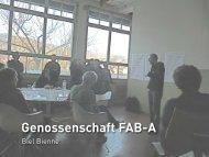 Folien (2,8 MB) - Club der Autofreien der Schweiz