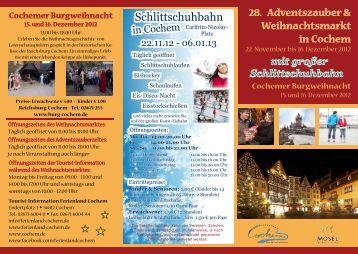 Schlittschuhbahn - Cochem