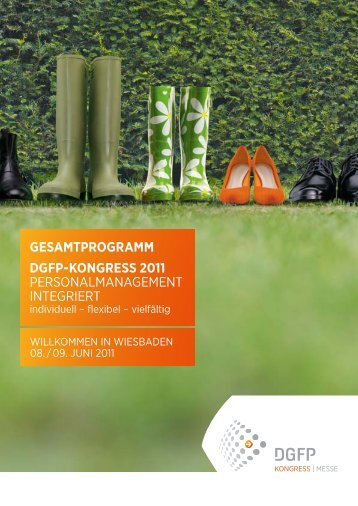 dGFp-konGress 2011 - Deutsche Gesellschaft für Personalführung ...