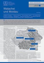 Walachei und Moldau