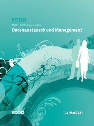 ECOD-B2B Communication 2009-01 DE.indd - Comarch