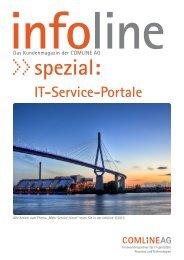 IT-Service-Portale - Comline AG
