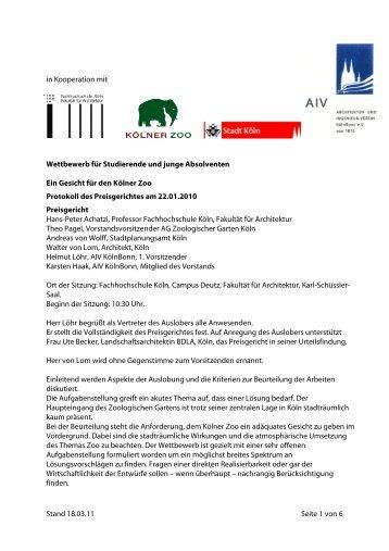 Stand 18.03.11 Seite 1 von 6 in Kooperation mit ... - Competitionline