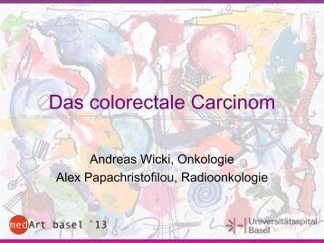 Das colorectale Carcinom