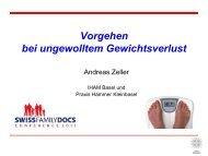 Vorgehen bei ungewolltem Gewichtsverlust - congress-info.ch | Home