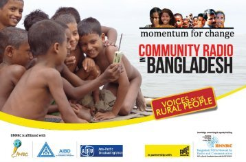 Community Radio in Bangladesh - Momentum for Change