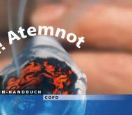 Hilfe Atemnot - COPD
