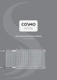 COSMO Modernisierungsheizkörper TI