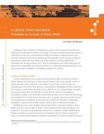 p. 20-35 - Centro de Referência em Educação Mario Covas
