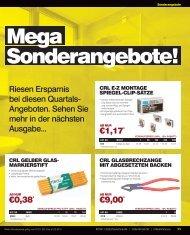 Sonderangebote! Mega - Crlaurence.de