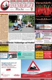 Dreist: Trickbetrüger auf Friedhof - Cronenberger Woche