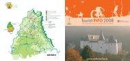 Tourist INFO2008 - LEADER - Clervaux Vianden
