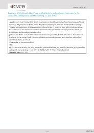 Rede von Willy Brandt über Gemeinschaftsideale und ... - CVCE