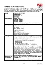 Warenanlieferung - Cornelsen Verlagskontor GmbH & Co. KG