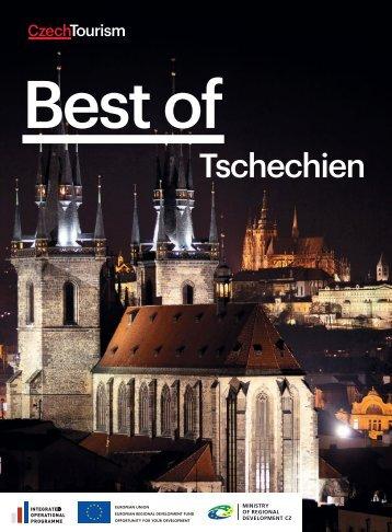 Tschechien - CzechTourism