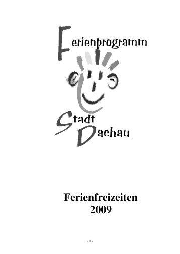 Lange Fahrten Homepage - Dachau