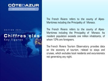 The French Riviera refers to the county - Côte d'azur tourisme