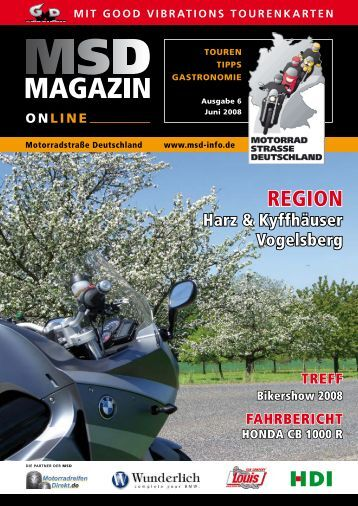 """der Bundestag auf """"Seetour"""" Region Hannover - Das Moto Guzzi ..."""