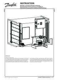Installation - Danfoss