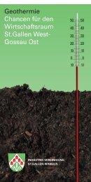 Geothermie Chancen für den Wirtschaftsraum St ... - Daniele Ganser