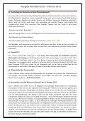 Dorfzeitung Dezember 2012 - Februar 2013 - Dasburg - Seite 6