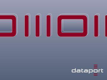 Herausforderung und Chance für einen IT-Dienstleister - Dataport