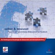 selbst & bewusst - Hamburgische Beauftragte für Datenschutz und