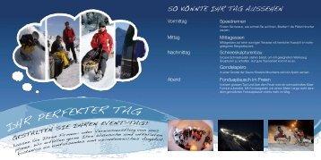 Eventbroschüre downloaden - Davos