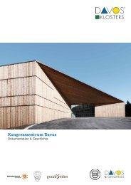 Erweiterung Kongresszentrum Davos 2010 (PDF 751KB)