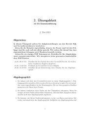 Musterlösung - DBAI